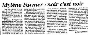 Critique de tournée de Mylène dans Mylène et des CRITIQUES NOIR-CEST-NOIR-300x121