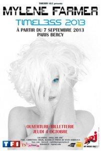 Dates de billetterie pour Mylène Farmer dans Mylène 2011 - 2012 mf_timeless_2013-f5df42-202x300