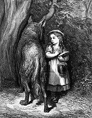Mylène Farmer apprécie Gustave Doré dans Mylène et les AUTEURS 186px-dore_ridinghood