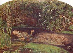 Chloé chantée par Mylène F. dans Mylène AU FIL DES MOTS 280px-millais_-_ophelia