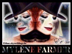 Mylène Farmer - Avril 1986 dans Mylène AU FIL DES MOTS fanethae4-300x225