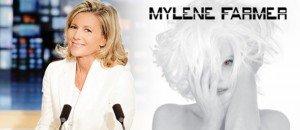 Mylène au JT du 2 décembre 2012 dans Mylène 2011 - 2012 mylene-et-chazal-300x130