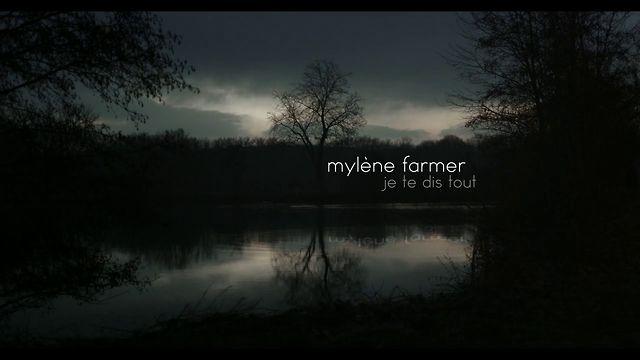 Mylène Farmer, solitaire dans Mylène 2013 - 2014 je-te-dis-tout