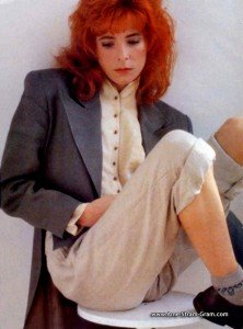 Mylène Farmer au Top 50 en 1988 dans Mylène en INTERVIEW mf80_94a-222x300