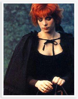 Mylène Farmer Entretien avec Catherine DELMAS dans Mylène en INTERVIEW 1988-20-a