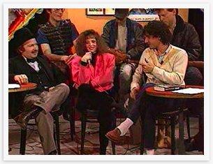 LA VIE À PLEIN TEMPS de Mylène dans Mylène en INTERVIEW 1985-02-a