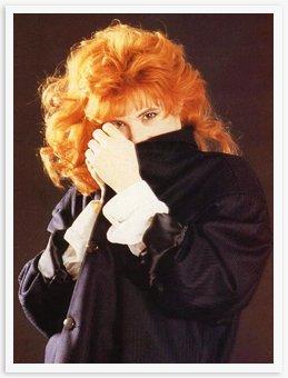 Mylène dans TÉLÉ STAR en 1988 dans Mylène en INTERVIEW 1988-09