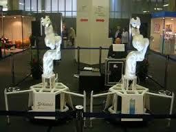 Robots de Philippe Stegemann