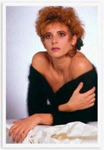 French Singer Mylene Farmer