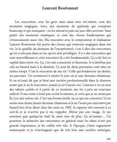 Mylène - Extrait du livre une grande astronaute